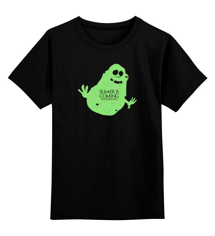 Фото - Детская футболка классическая унисекс Printio Лизун детская футболка классическая унисекс printio лизун slimer