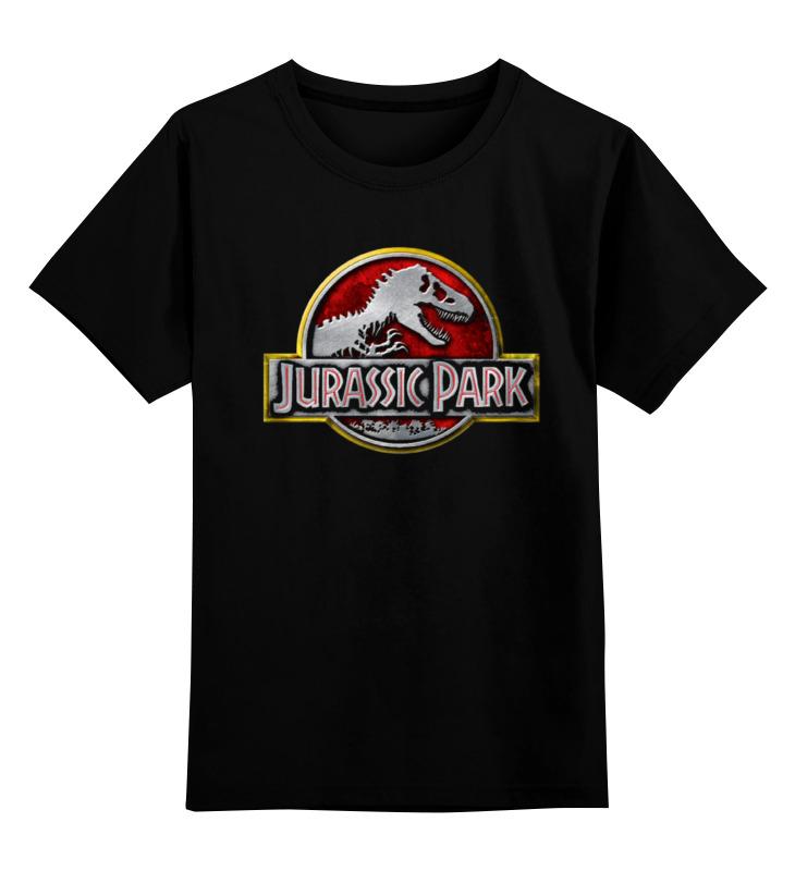 Фото - Детская футболка классическая унисекс Printio Jurassic park / парк юрского периода конструктор nd play автомобильный парк 265 608