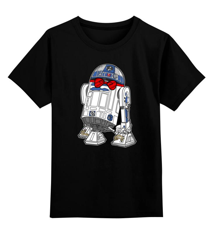 Детская футболка классическая унисекс Printio Дроид r2-d2 футболка классическая printio 62 2% в саратове