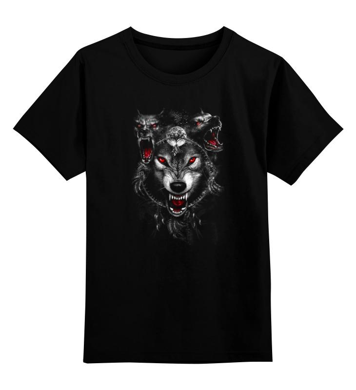 Детская футболка классическая унисекс Printio Animal art футболка стрэйч printio animal art