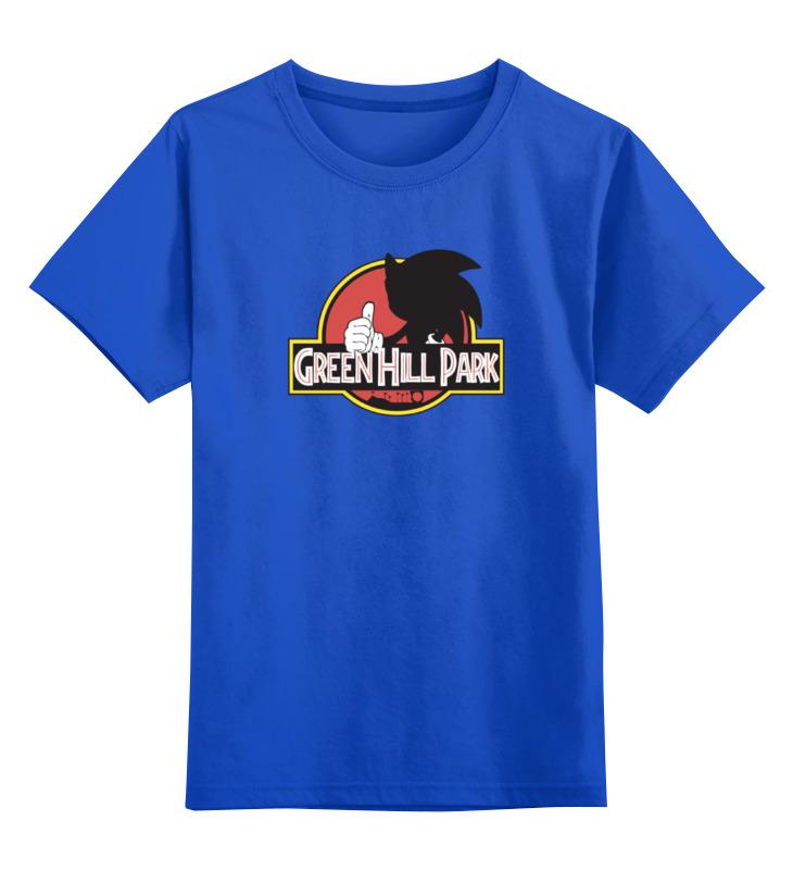 Детская футболка классическая унисекс Printio Соник детская футболка классическая унисекс printio соник sonic