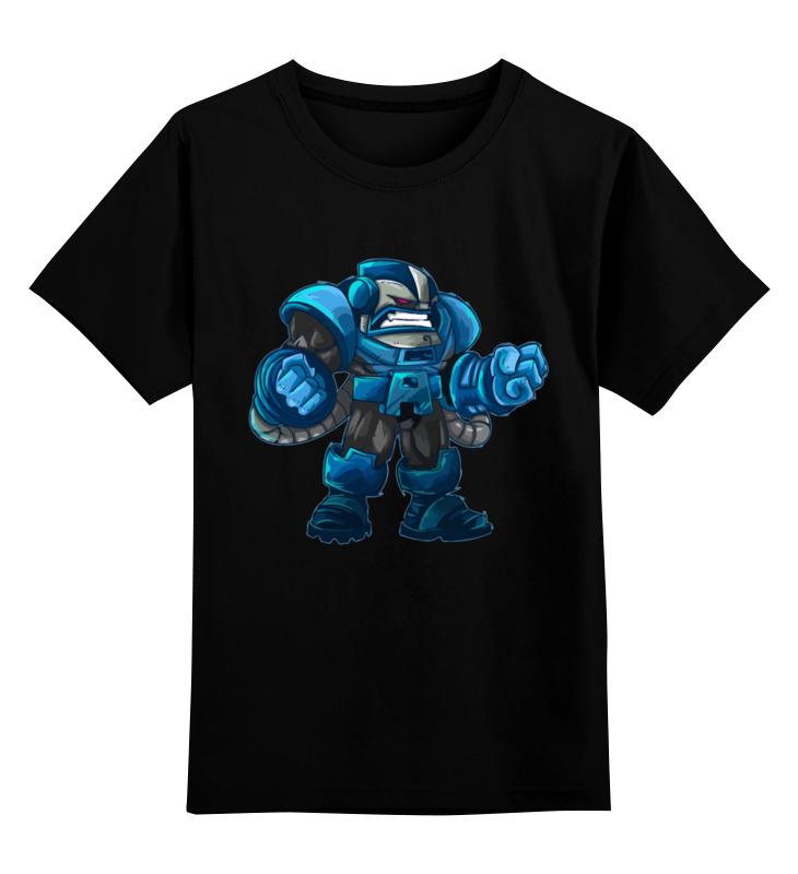 Детская футболка классическая унисекс Printio Apocalypse
