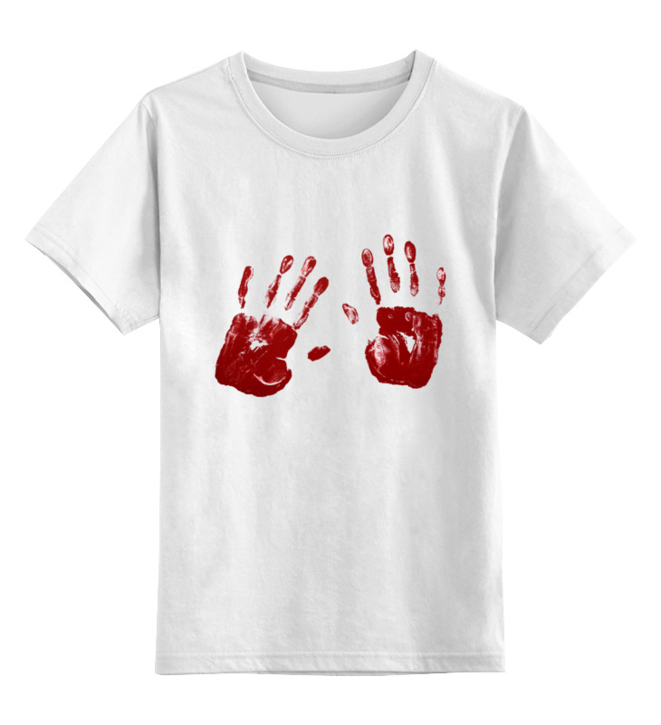 цена Printio Отпечатки рук онлайн в 2017 году