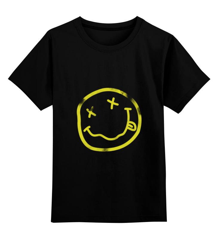 Детская футболка классическая унисекс Printio Keep calm and listen to nirvana детская футболка классическая унисекс printio keep calm and call saul