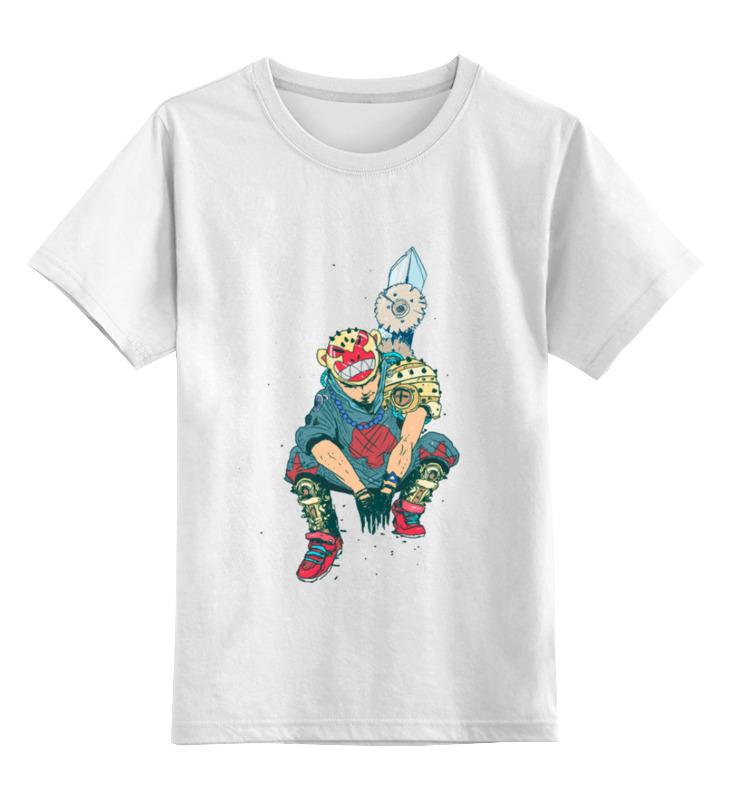 Детская футболка классическая унисекс Printio Mad guy детская футболка классическая унисекс printio virgins o r pigeons gotta get mad