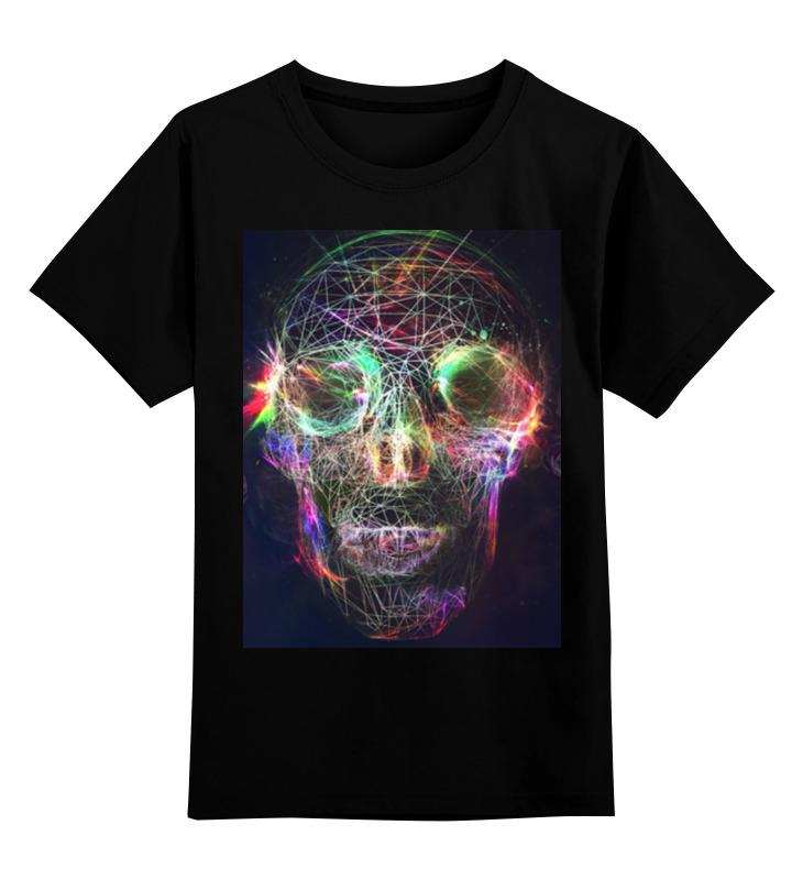 Детская футболка классическая унисекс Printio Skull - 17 футболка классическая printio skull 17