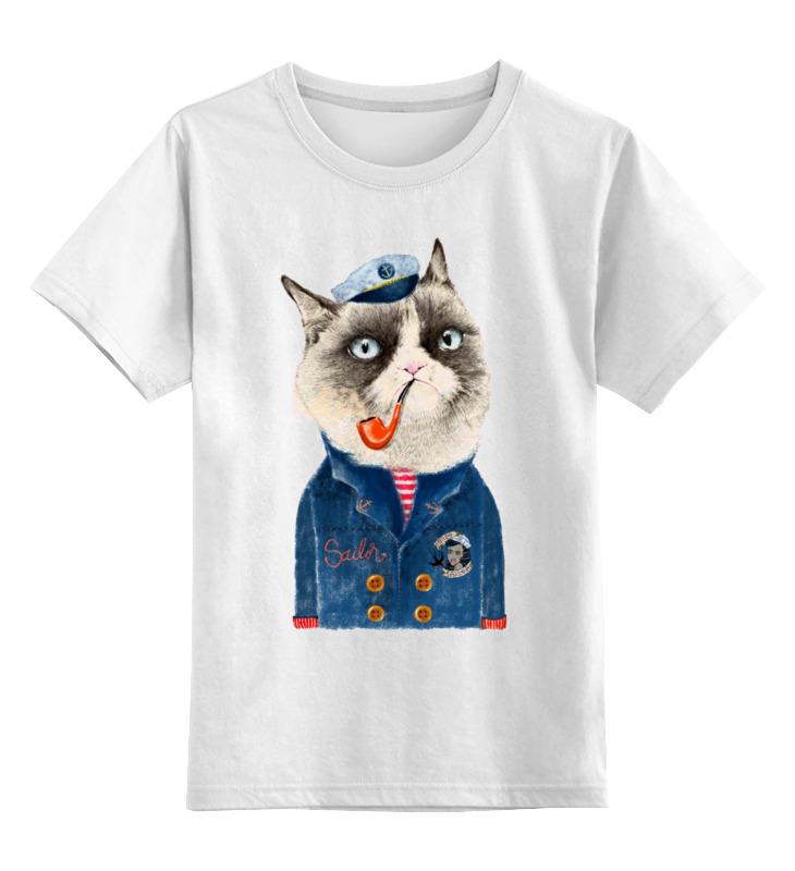 Printio Kitty детская футболка классическая унисекс printio kitty throne
