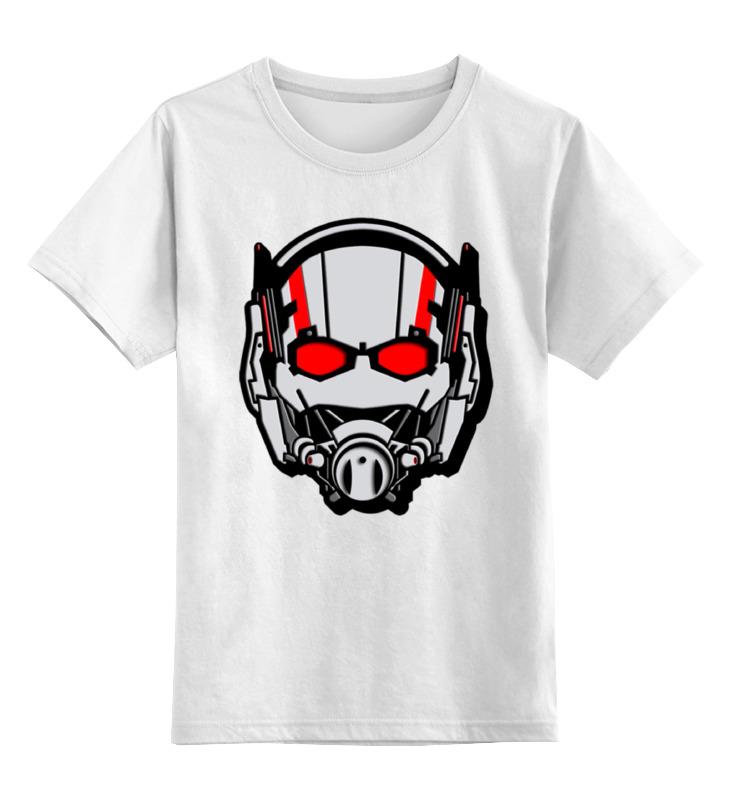 Детская футболка классическая унисекс Printio Ant-man 3d hot wheels марвел ant man