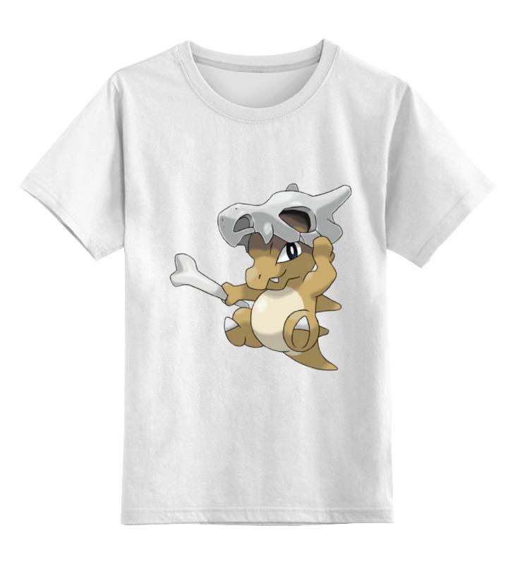 Детская футболка классическая унисекс Printio Кубон цена и фото