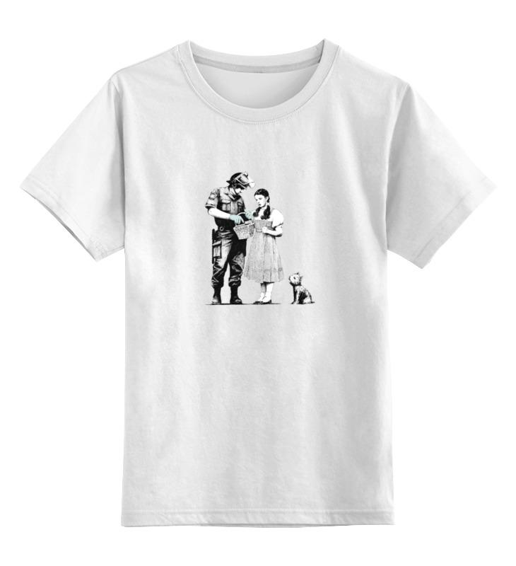 Детская футболка классическая унисекс Printio Париж франция детская футболка классическая унисекс printio париж франция