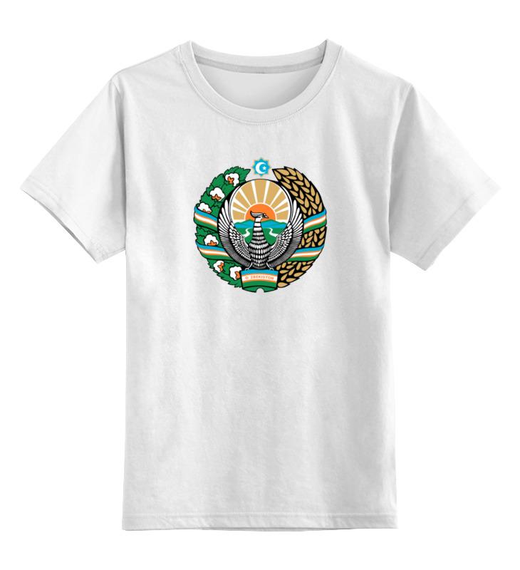 Детская футболка классическая унисекс Printio Герб страны детская футболка классическая унисекс printio мачете