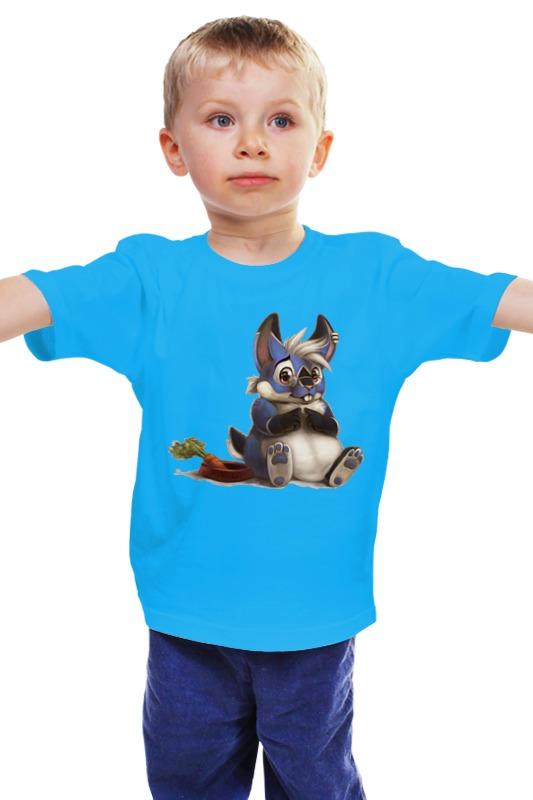 Детская футболка классическая унисекс Printio Зверёк детская футболка классическая унисекс printio мачете