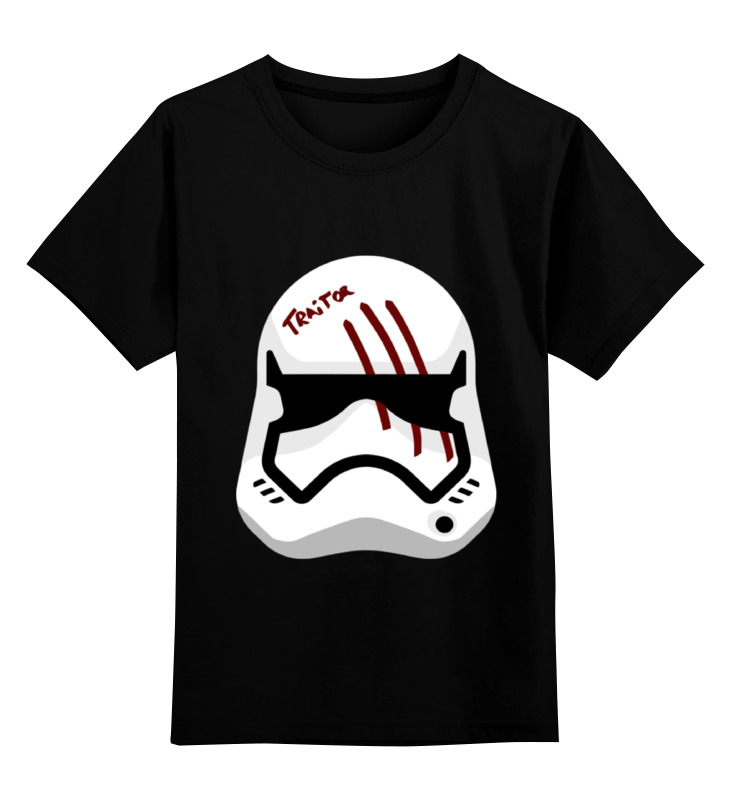 Детская футболка классическая унисекс Printio Звездные войны ( star wars ) детская футболка классическая унисекс printio clone star wars