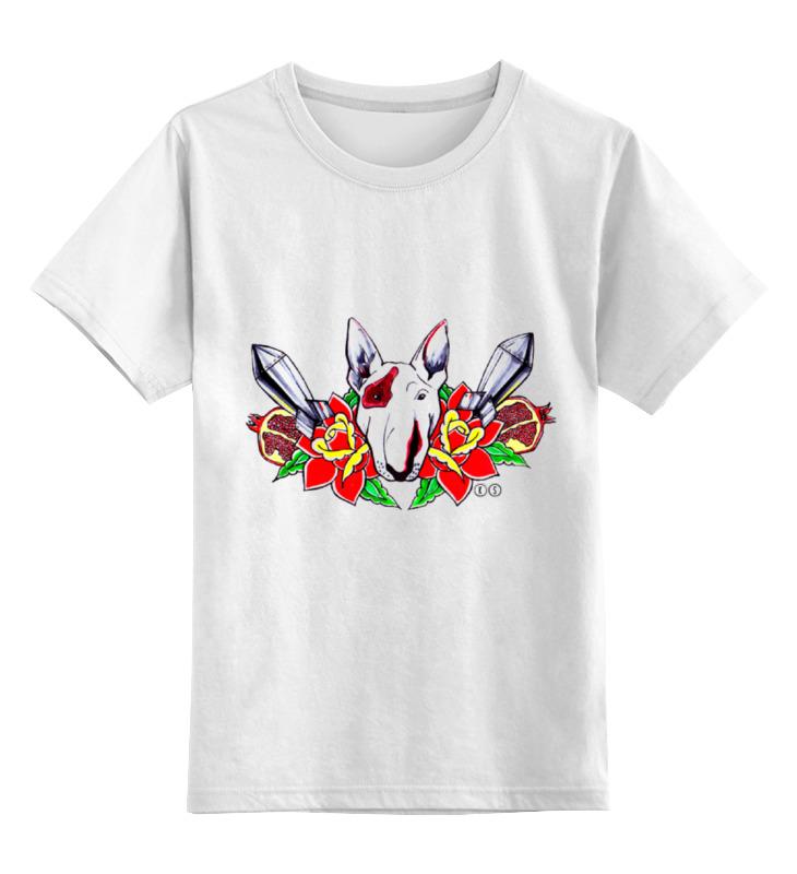 Детская футболка классическая унисекс Printio Петя буль т рокси кидс надувной круг flipper 0 с музыкой буль буль водичка