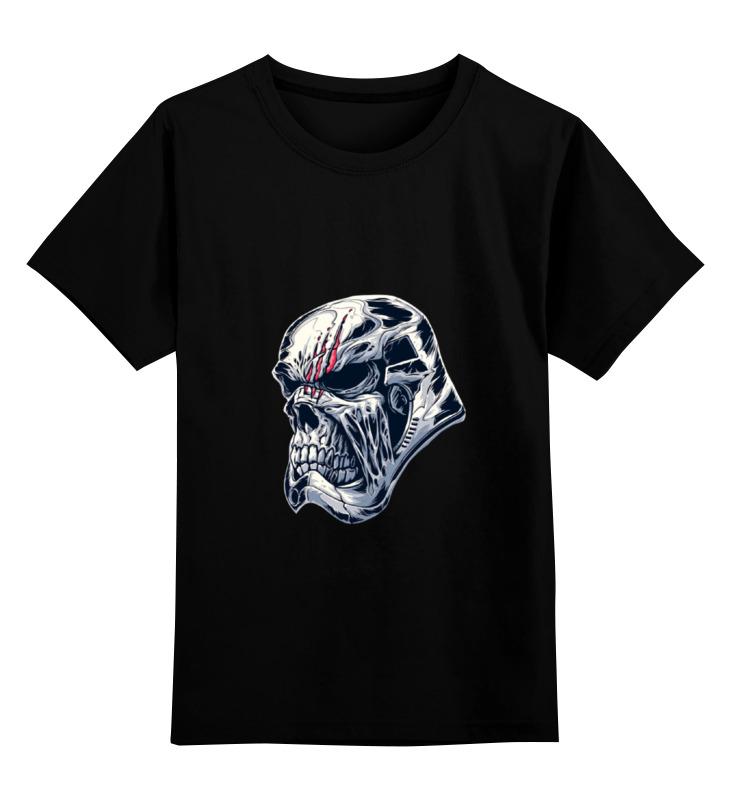 Детская футболка классическая унисекс Printio Dead trooper детская футболка классическая унисекс printio skull trooper