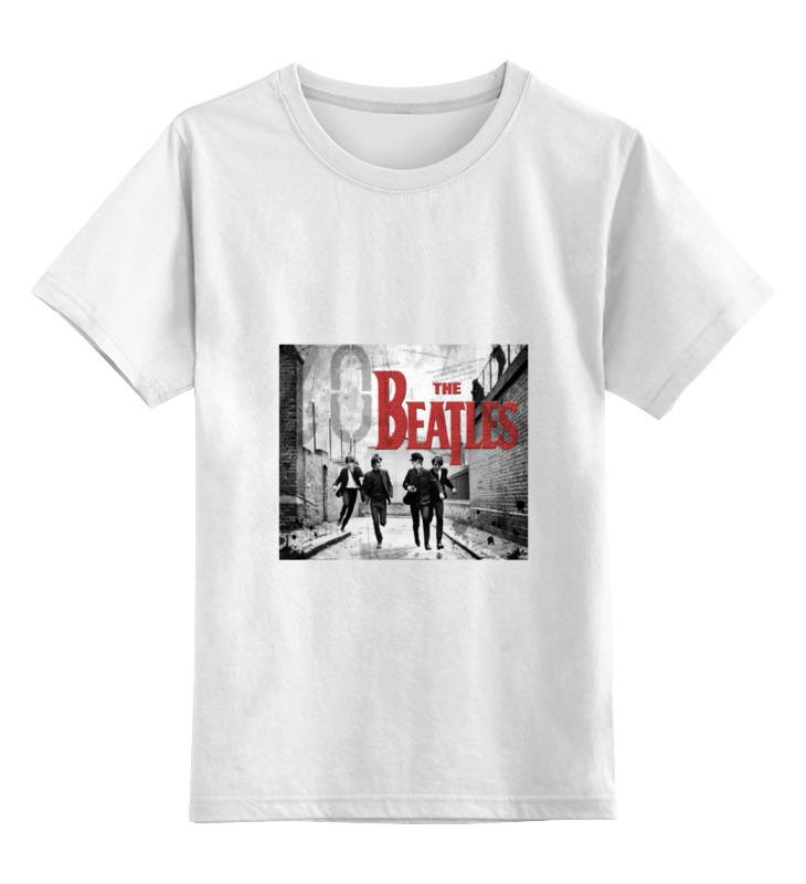 Детская футболка классическая унисекс Printio the beatles футболка классическая printio пол маккартни