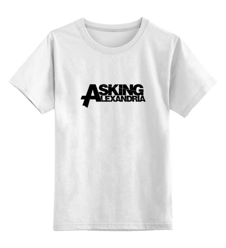 Printio Asking alexandria футболка asking alexandria
