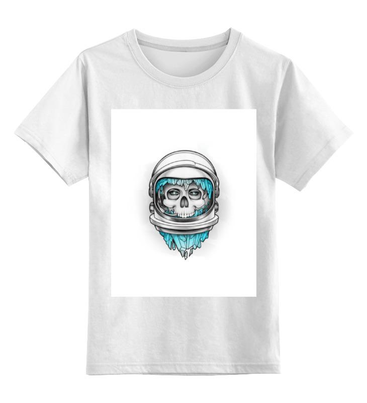 Детская футболка классическая унисекс Printio Spaceman майка борцовка print bar spaceman