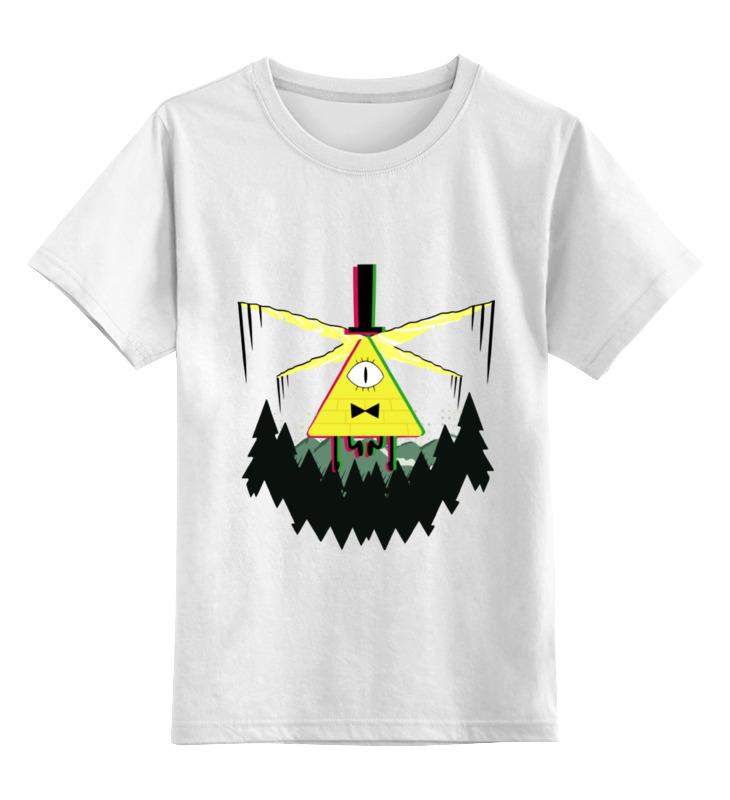 Детская футболка классическая унисекс Printio Гравити фолз (gravity falls) produino digital 3 axis acceleration of gravity tilt module iic spi transmission for arduino