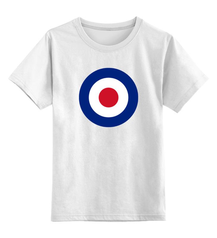 цена Детская футболка классическая унисекс Printio Символ модов