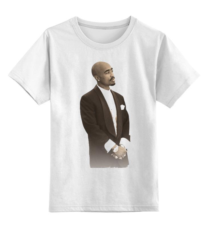 Детская футболка классическая унисекс Printio 2pac shakur детская футболка классическая унисекс printio saints row 2 blak