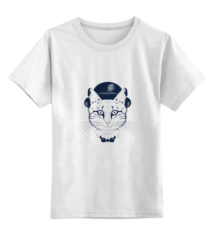 Детская футболка классическая унисекс Printio The cat in the hat сумка printio the cat in the hat
