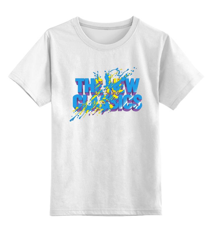 Детская футболка классическая унисекс Printio The new classic the classic tarot карты