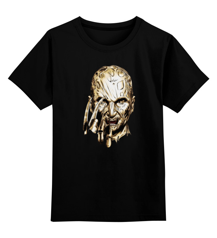 Детская футболка классическая унисекс Printio Freddy topaz детская футболка классическая унисекс printio golden freddy