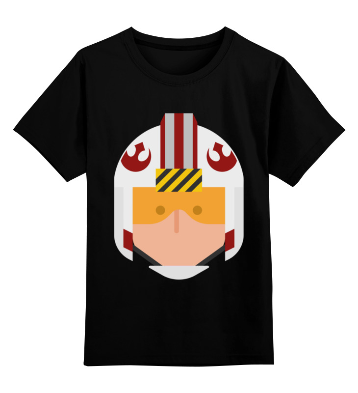 Детская футболка классическая унисекс Printio Звёздные войны (star wars) футболка классическая printio star wars звёздные войны