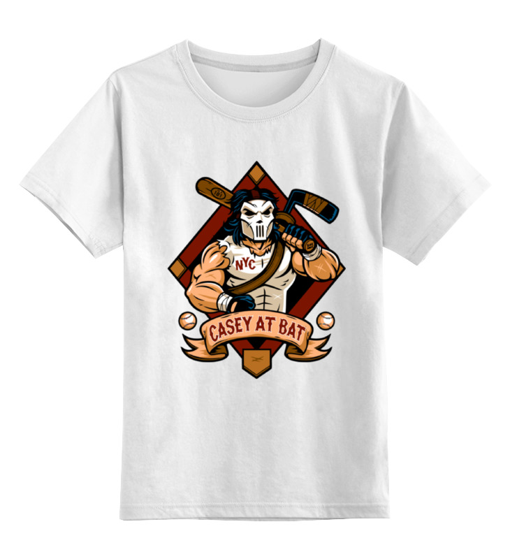 цена на Детская футболка классическая унисекс Printio Кейси джонс