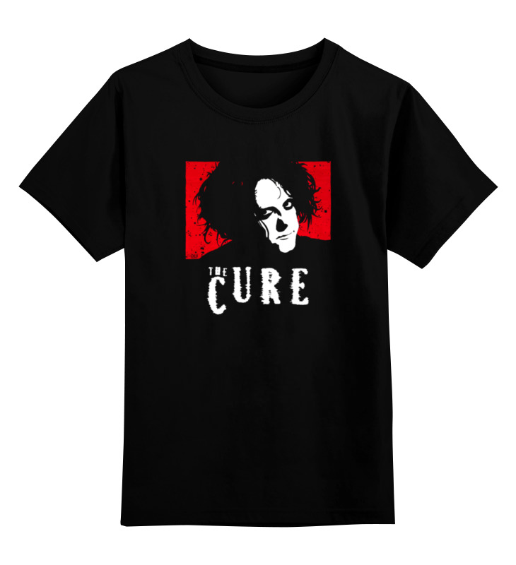 Детская футболка классическая унисекс Printio The cure the cure the cure greatest hits 2 lp
