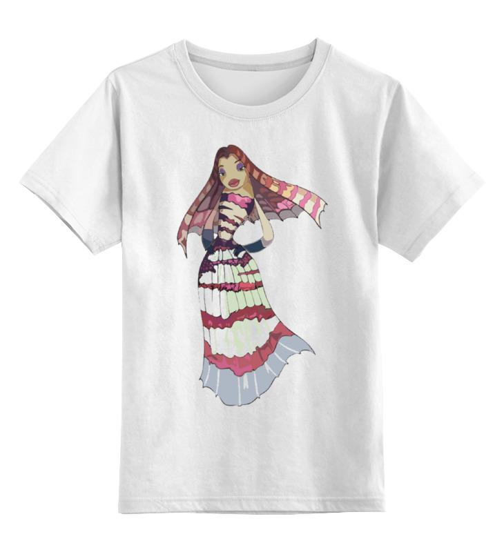 Детская футболка классическая унисекс Printio Лолла детская футболка классическая унисекс printio рыбка