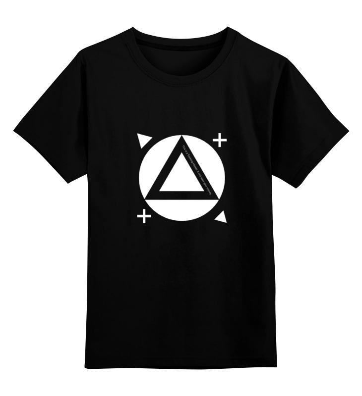 Детская футболка классическая унисекс Printio Tracker t-shirt