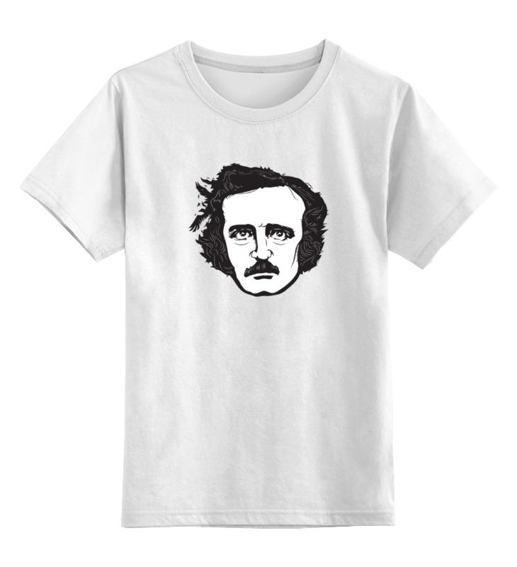 Детская футболка классическая унисекс Printio Эдгар по