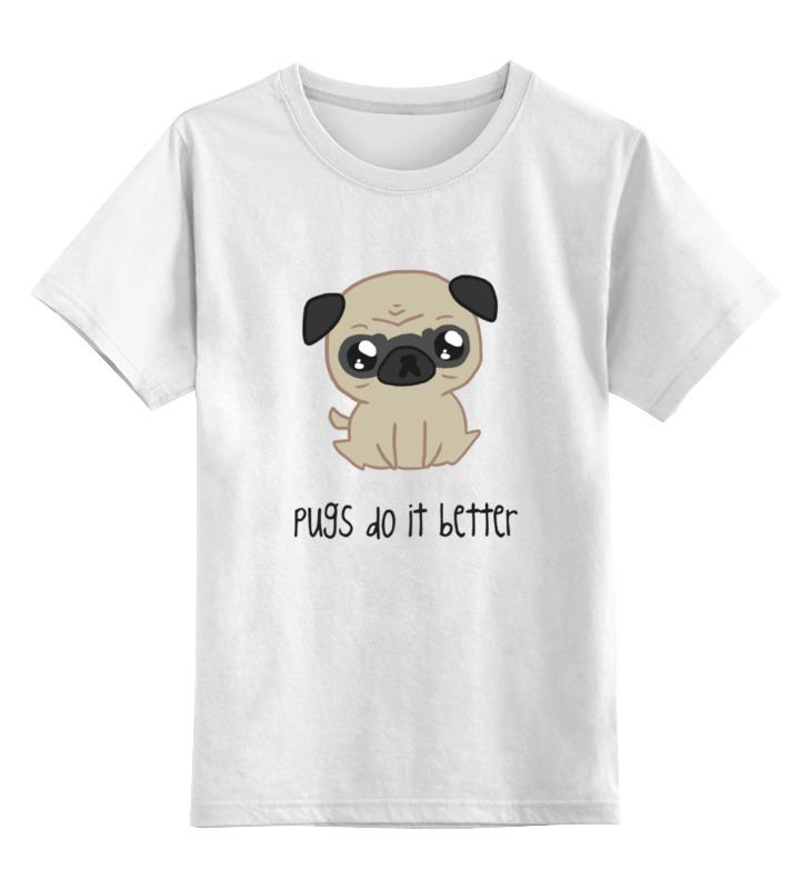 Printio Мопс (pug) цена и фото