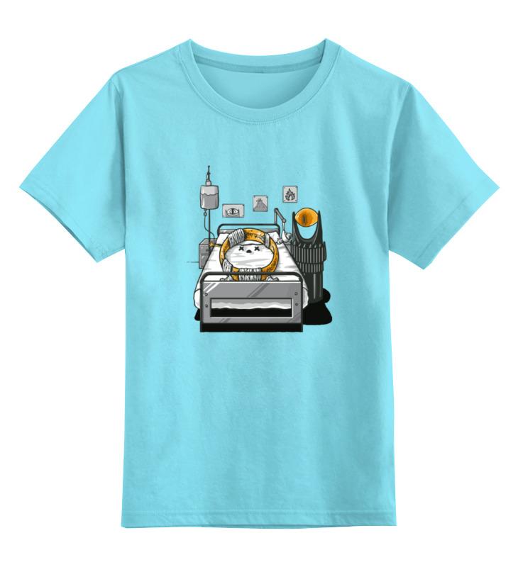 Детская футболка классическая унисекс Printio Властелин колец толстовка wearcraft premium унисекс printio властелин колец the lord of the rings