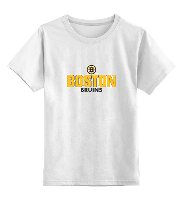 Детская футболка классическая унисекс Printio Boston bruins детская футболка классическая унисекс printio карандаш и самоделкин