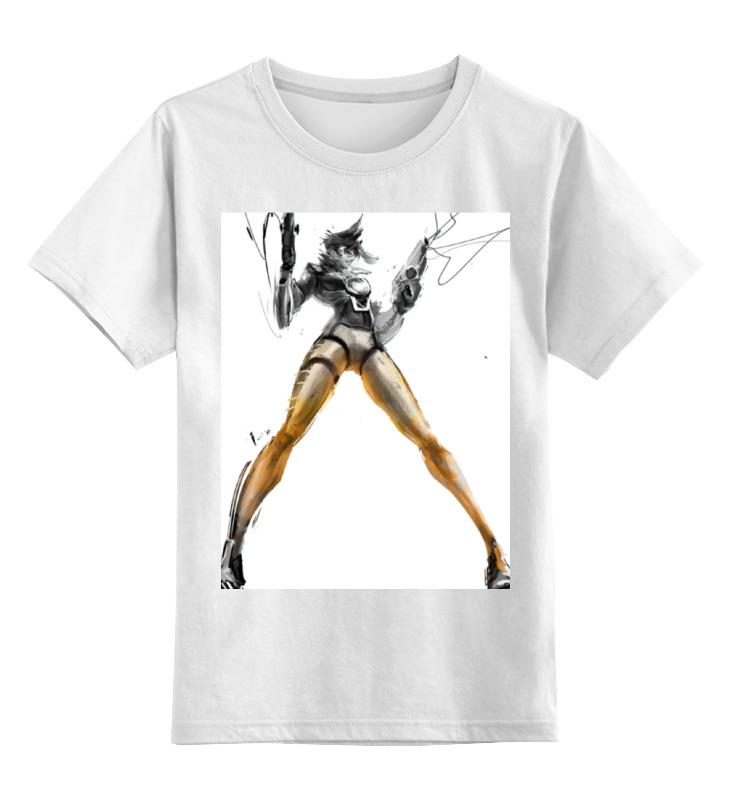 Детская футболка классическая унисекс Printio Трейсер детская футболка классическая унисекс printio мачете