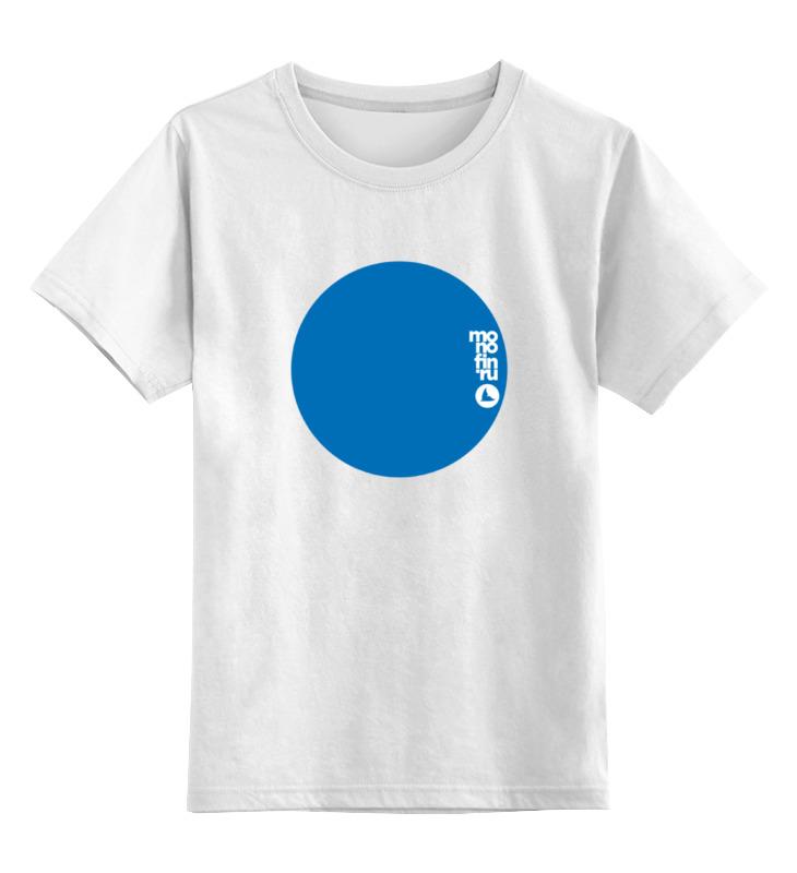 Детская футболка классическая унисекс Printio Sea heart monofin team. наталья минаева майка классическая printio sea heart monofin team наталья минаева