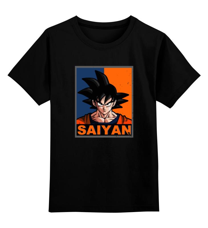 Детская футболка классическая унисекс Printio Супер сайян (жемчуг дракона) haba детская шкатулка супер герой