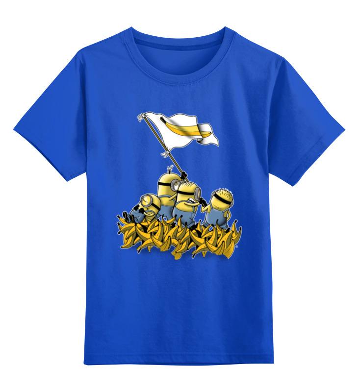 Printio Миньоны детская футболка классическая унисекс printio миньоны