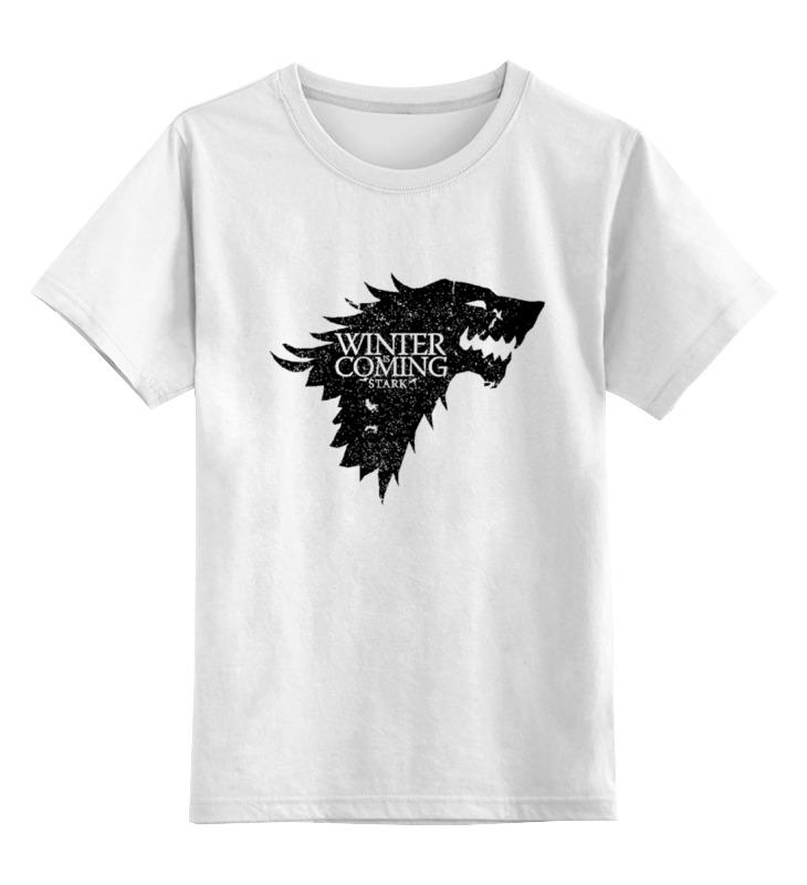 Детская футболка классическая унисекс Printio Game of thrones - игра престолов футболка wearcraft premium printio игра престолов