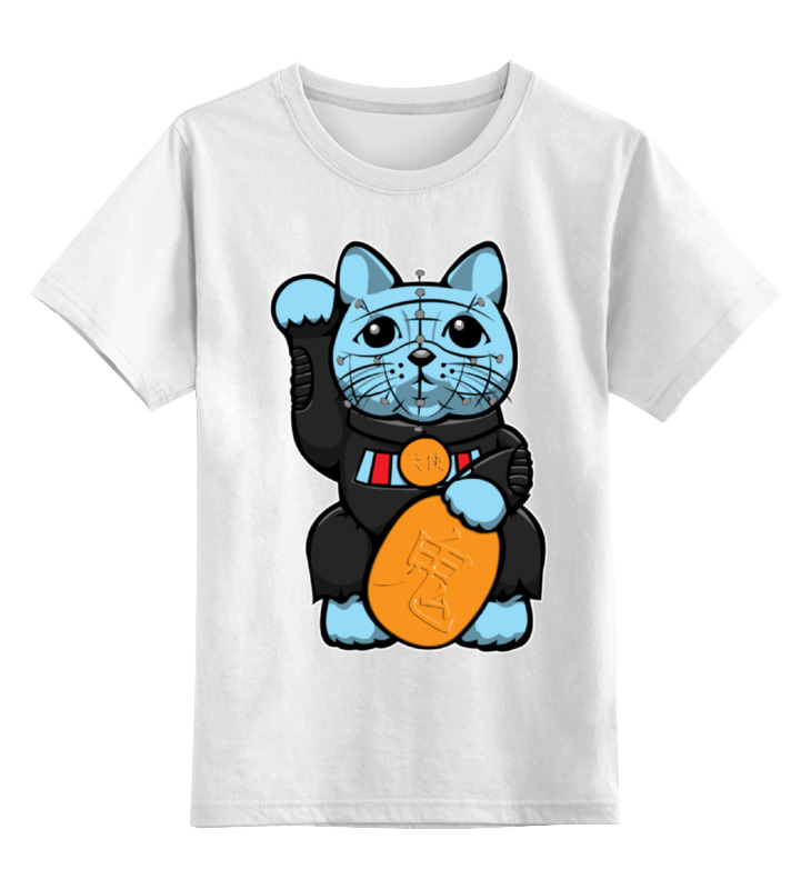 Детская футболка классическая унисекс Printio Пинхед (восставший из ада) футболка wearcraft premium printio пинхед восставший из ада