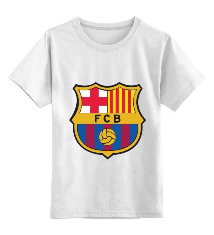 Детская футболка классическая унисекс Printio Барселона tryp barcelona condal mar hotel 4 барселона