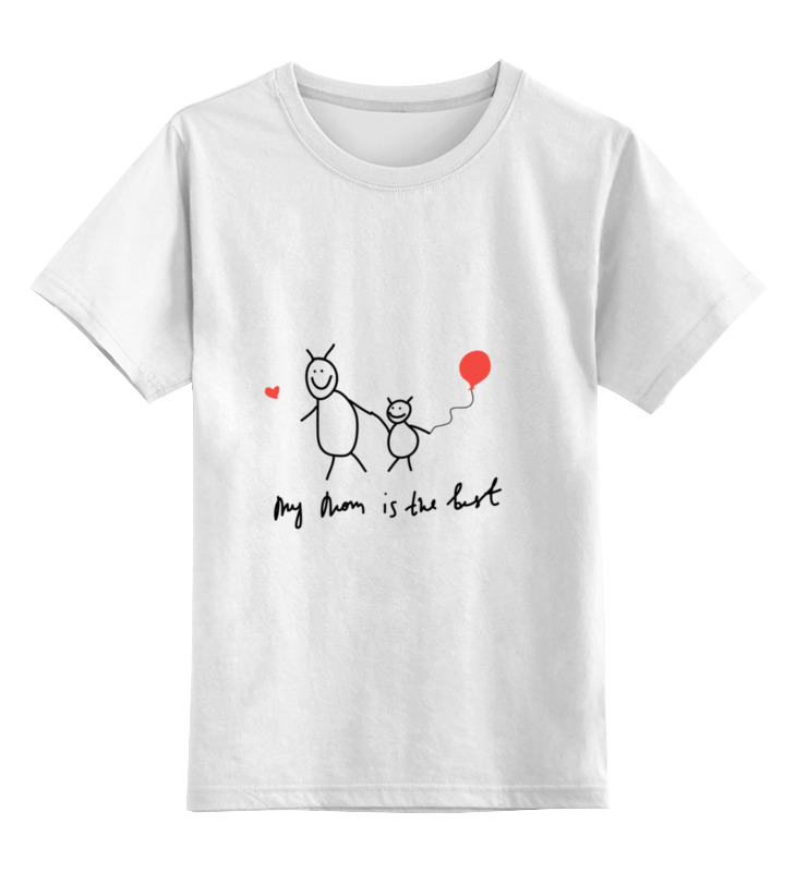 Детская футболка классическая унисекс Printio Жуки идут гулять футболка стрэйч printio вольскваген жук