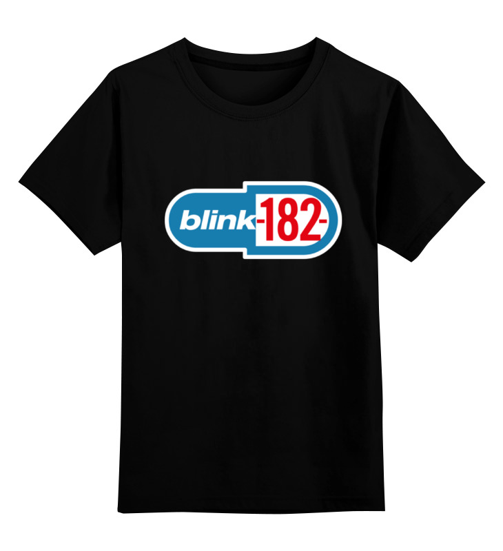 Детская футболка классическая унисекс Printio Blink-182 футболка классическая printio сахалинская область южно сахалинск