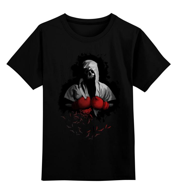 Детская футболка классическая унисекс Printio Мертвец боксёр детская футболка классическая унисекс printio мачете
