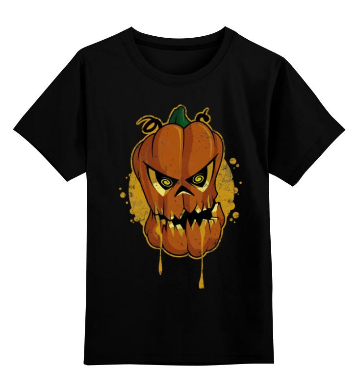 Детская футболка классическая унисекс Printio Тыква поиск семена тыква марсельеза