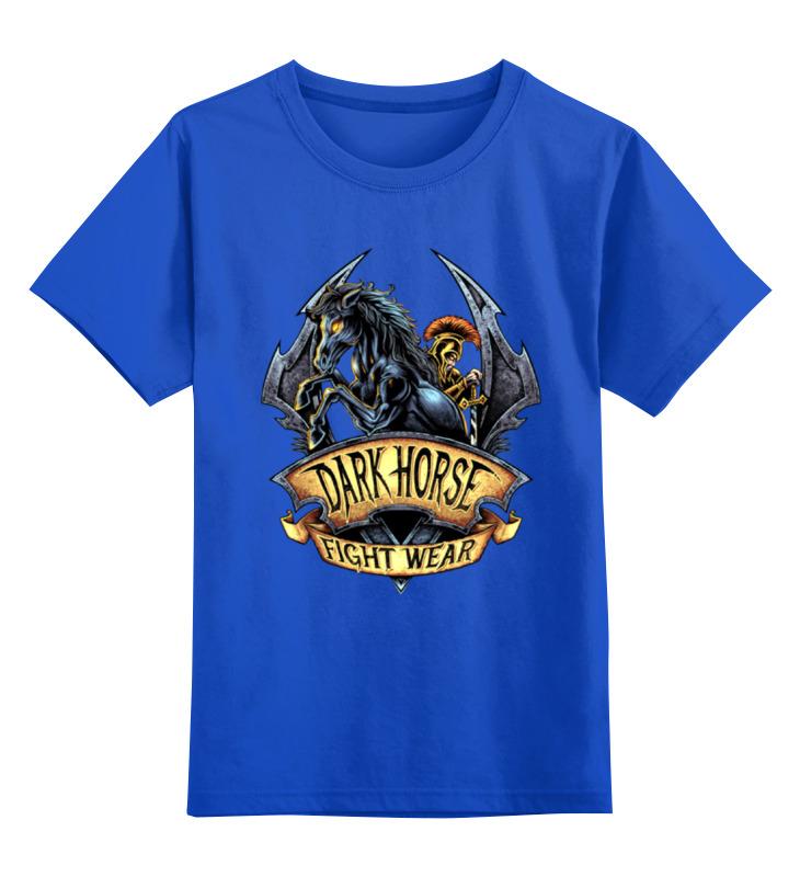 Детская футболка классическая унисекс Printio Dark horse футболка классическая printio dark pinocchio
