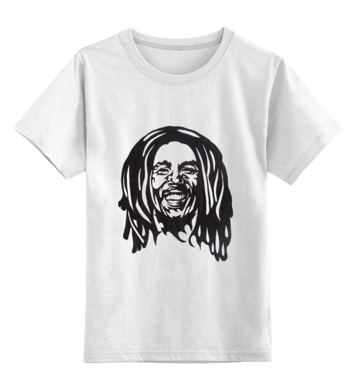 Детская футболка классическая унисекс Printio В стиле раста...